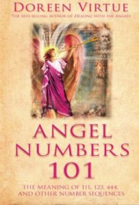 Doreen Virtue's book explores each angel number and their meanings.
